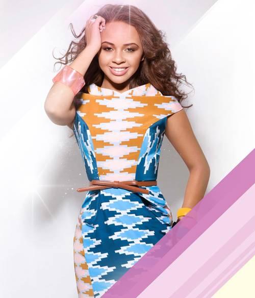"The ""Happiness"" Singer, Alexis Jordan"