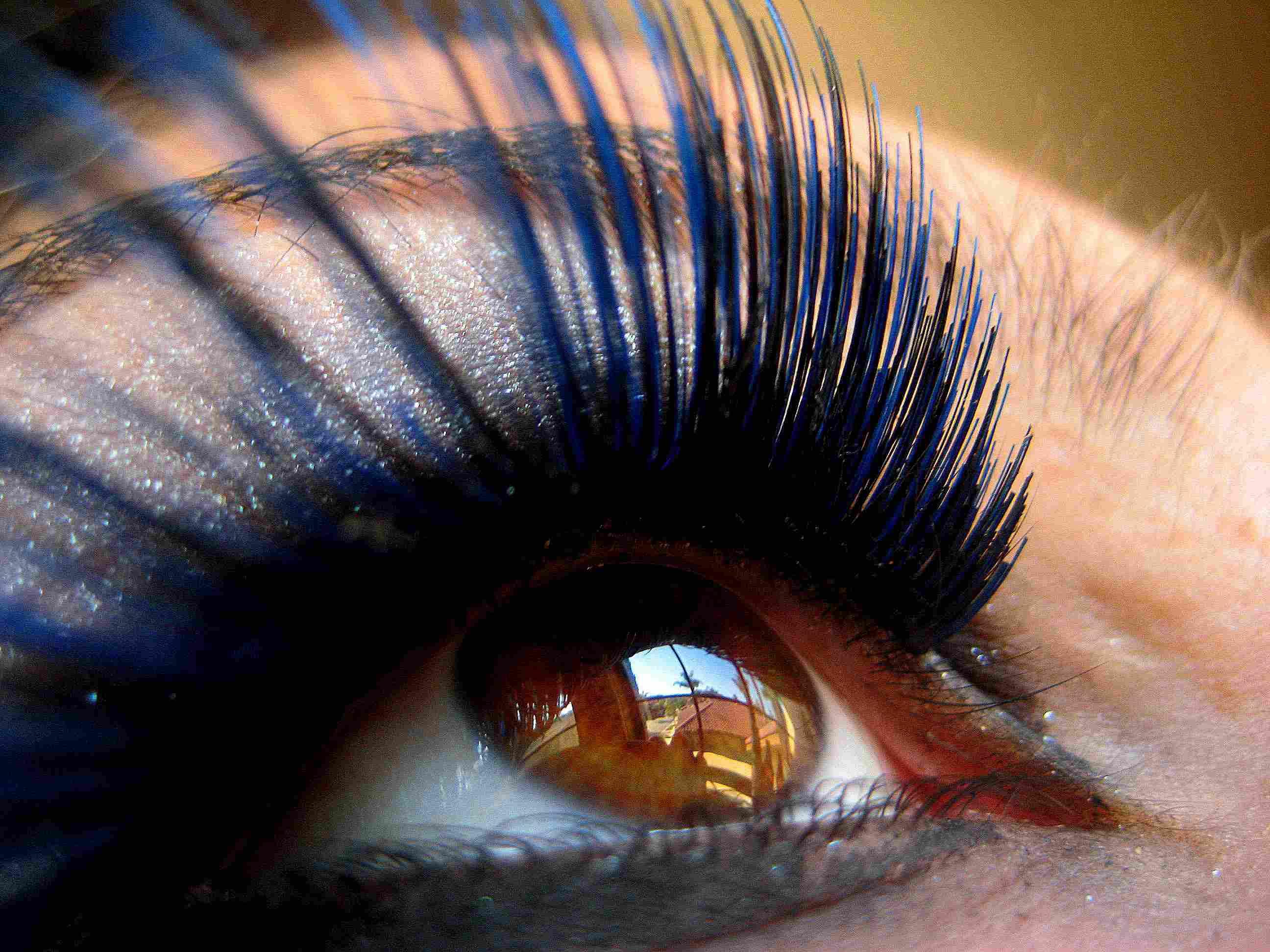 Amazing Eye Make-Up Ideas