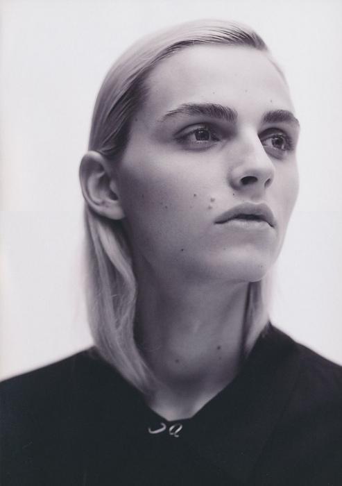 Andrej Pejic Hair Gallery