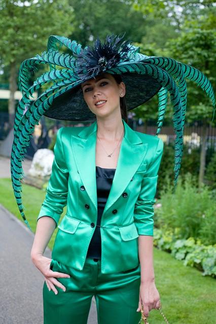 Ascot Hats Inspiration