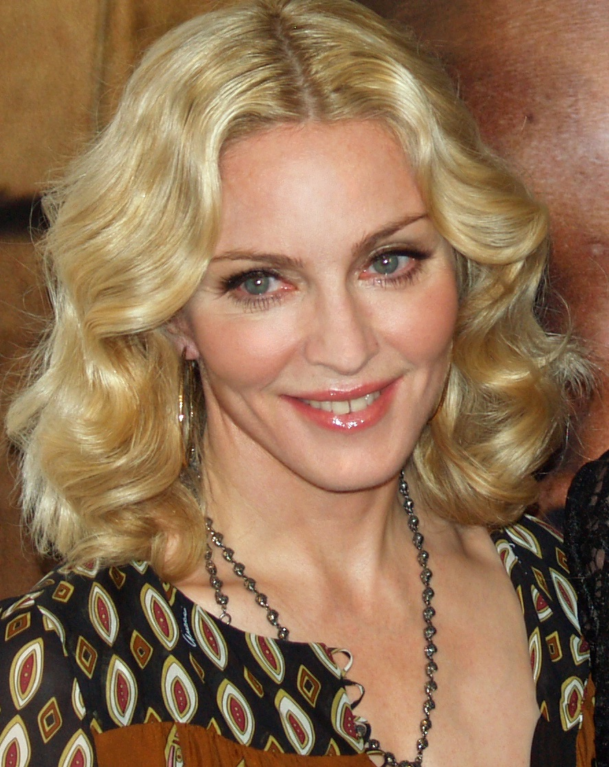 Madonna The Style Icon