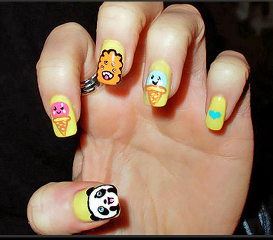 Nail Art Nottingham Nails Gallery