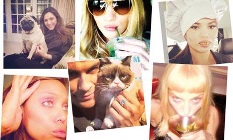 The Best Celebrity Selfies