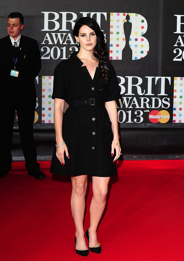 The Brit Awards 2013