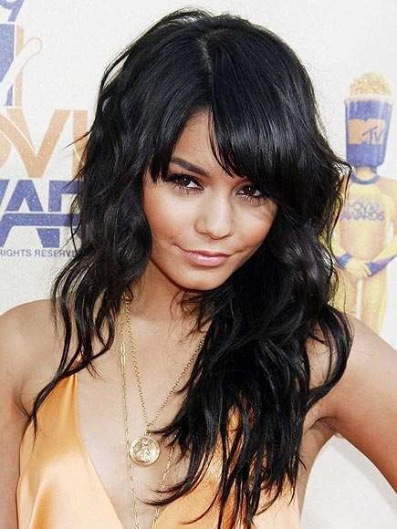 Vanessa Hudgens Bangs Haircut. pictures hairstyles vanessa
