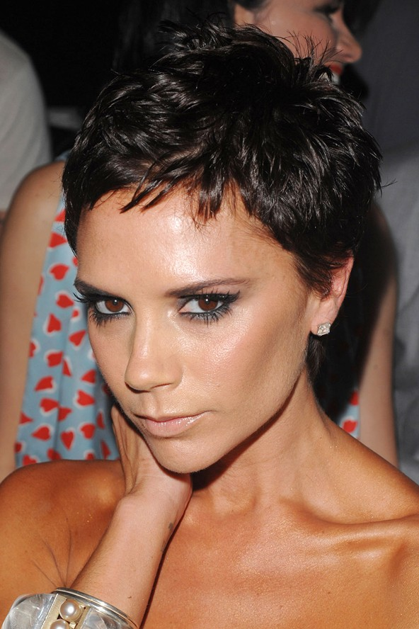 Victoria Beckham Style And Beauty Evolution 16 Of 28