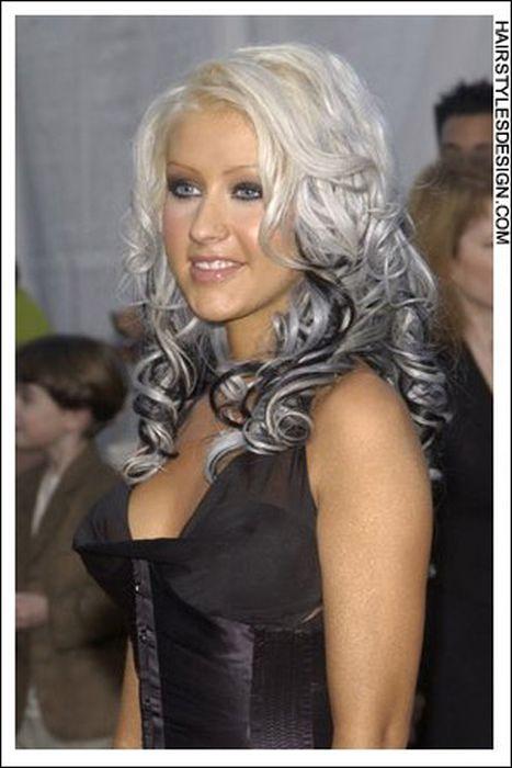 Christina Aguilera Beauty Hair