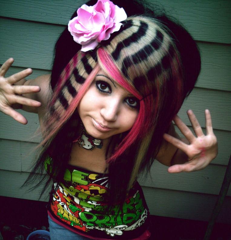 A Flock Of Murders >> Emo hairstyles