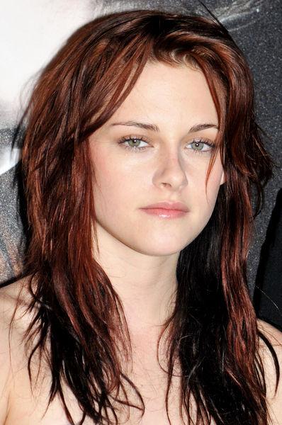 kristen stewart hair color in twilight. pictures hair Kristen Stewart
