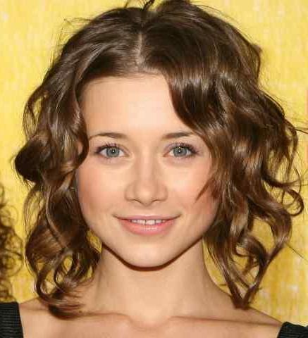 Teen Girl Curly Hairstyles Jpg