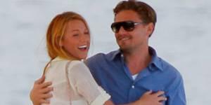 Blake Lively and Leonardo Di Caprio