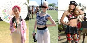 Coachella Style, Fashion and Trends