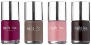 Nails Inc Nail Polishes