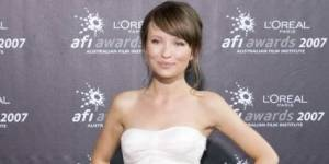 Emily Browning - New Kid on the Block